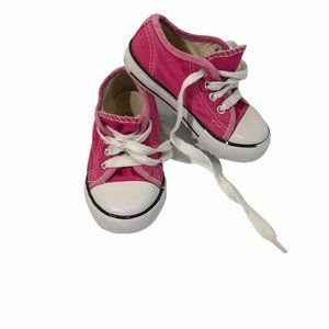 Toddler Shoes Pink and White Kidgets Size 7